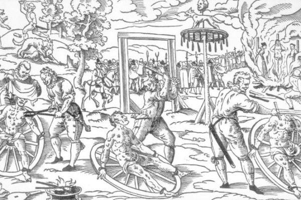 Điểm danh 8 công cụ tra tấn man rợ nhất từng được sử dụng lên người thời trung cổ - Ảnh 3.