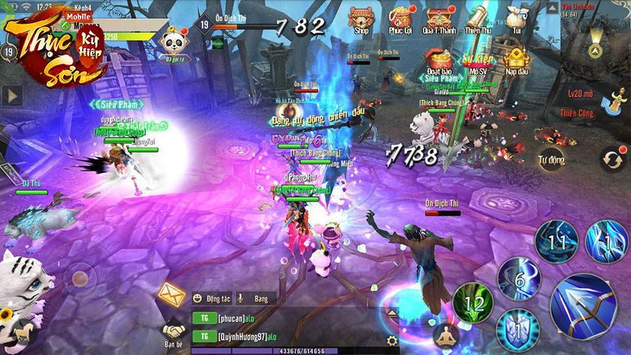 SohaGame tham vọng dẫn đầu thị trường game online Việt Nam năm 2019 với Thục Sơn Kỳ Hiệp Mobile - Ảnh 1.
