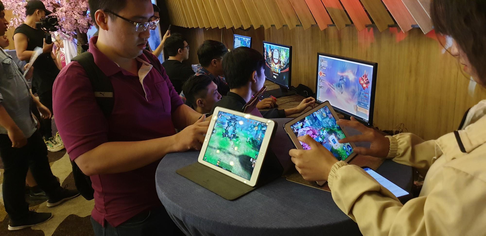 SohaGame tham vọng dẫn đầu thị trường game online Việt Nam năm 2019 với Thục Sơn Kỳ Hiệp Mobile - Ảnh 6.