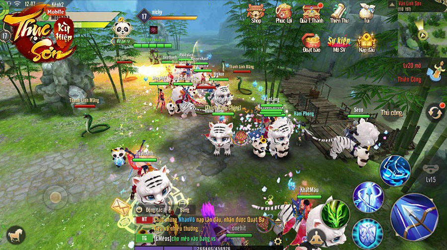 SohaGame tham vọng dẫn đầu thị trường game online Việt Nam năm 2019 với Thục Sơn Kỳ Hiệp Mobile - Ảnh 11.