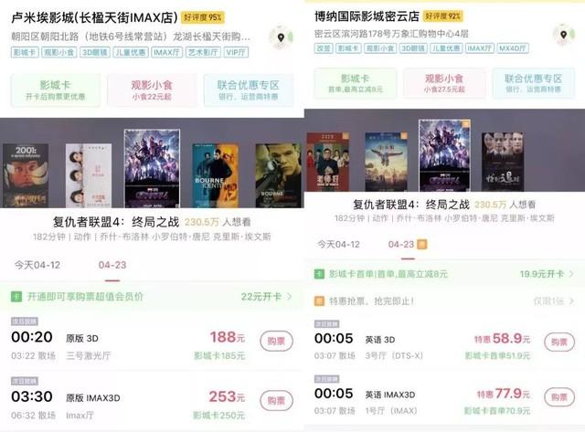 Avengers: Endgame - Trung Quốc thật biết nắm thời cơ khi tăng giá vé đúng lúc, mới tung bán đã thu được hơn 1 nghìn tỷ đồng - Ảnh 4.