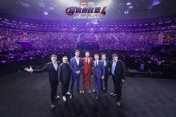 Avengers: Endgame - Trung Quốc thật biết nắm thời cơ khi tăng giá vé đúng lúc, mới tung bán đã thu được hơn 1 nghìn tỷ đồng - Ảnh 6.