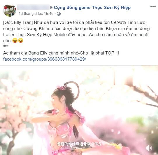 Các thánh hiển link tìm ra loạt ảnh Elly Trần chụp cho Thục Sơn Kỳ Hiệp Mobile tại Trung Quốc, toàn concept táo bạo - Ảnh 5.