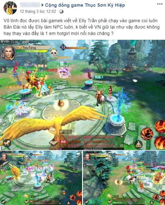 Các thánh hiển link tìm ra loạt ảnh Elly Trần chụp cho Thục Sơn Kỳ Hiệp Mobile tại Trung Quốc, toàn concept táo bạo - Ảnh 2.