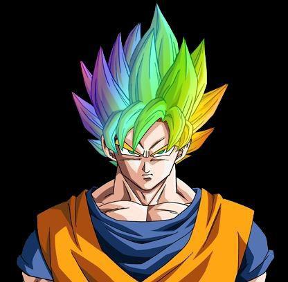 Dragon Ball Super: Goku hé lộ trạng thái sức mạnh mới - Tóc... 7 sắc cầu vồng - Ảnh 5.