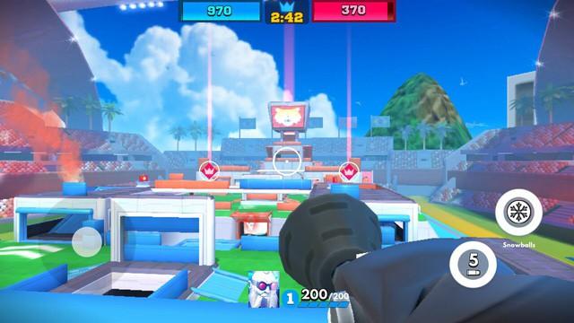 Top game mobile đủ sức giúp bạn ngồi vuốt màn hình và cười cả ngày - Ảnh 2.