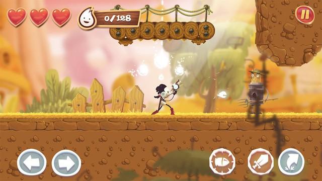Top game mobile đủ sức giúp bạn ngồi vuốt màn hình và cười cả ngày - Ảnh 4.