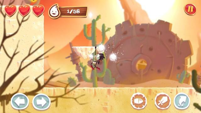 Top game mobile đủ sức giúp bạn ngồi vuốt màn hình và cười cả ngày - Ảnh 5.