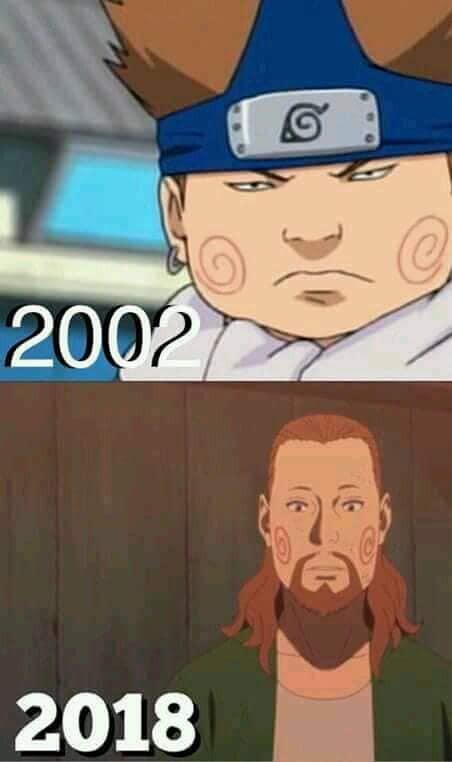 Không chỉ mình Naruto đã thay đổi thành bố Boruto, cả dàn nhân vật đều đã ai rồi cũng sẽ khác - Ảnh 18.