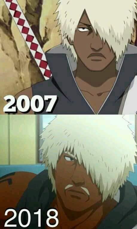 Không chỉ mình Naruto đã thay đổi thành bố Boruto, cả dàn nhân vật đều đã ai rồi cũng sẽ khác - Ảnh 7.