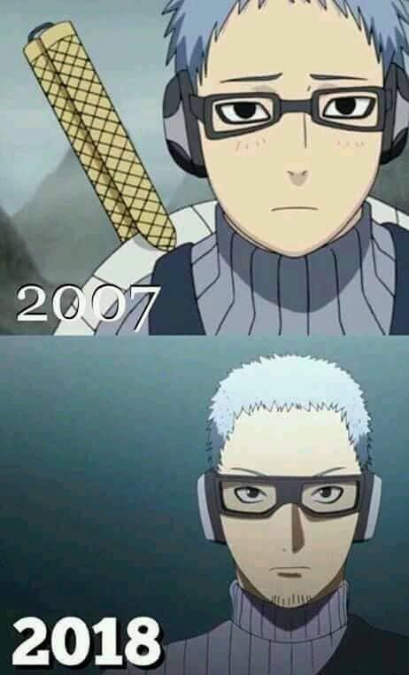 Không chỉ mình Naruto đã thay đổi thành bố Boruto, cả dàn nhân vật đều đã ai rồi cũng sẽ khác - Ảnh 8.