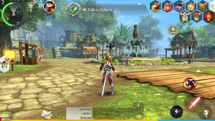 Không hổ danh game thẻ tướng tiên hiệp hoàn mỹ, Thần Ma Mobile cho phép người chơi di chuyển tự do khắp bản đồ - Ảnh 2.