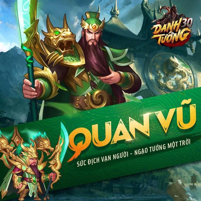 Danh Tướng 3Q – VNG: Game Tam Quốc không thể bỏ qua 2019 với dàn tính năng không-đụng-hàng - Ảnh 1.