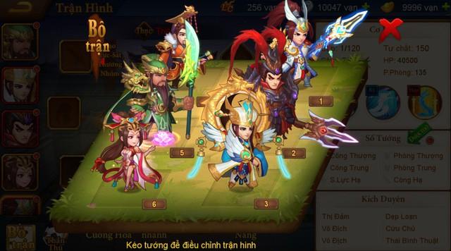 Danh Tướng 3Q – VNG: Game Tam Quốc không thể bỏ qua 2019 với dàn tính năng không-đụng-hàng - Ảnh 3.