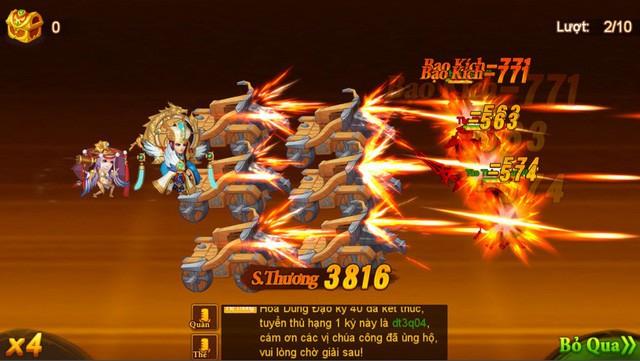 Danh Tướng 3Q – VNG: Game Tam Quốc không thể bỏ qua 2019 với dàn tính năng không-đụng-hàng - Ảnh 4.