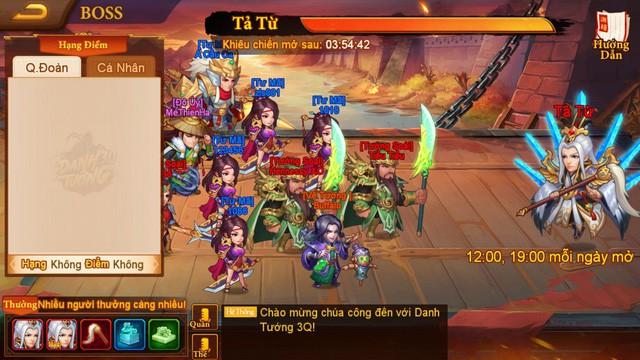 Danh Tướng 3Q – VNG: Game Tam Quốc không thể bỏ qua 2019 với dàn tính năng không-đụng-hàng - Ảnh 5.