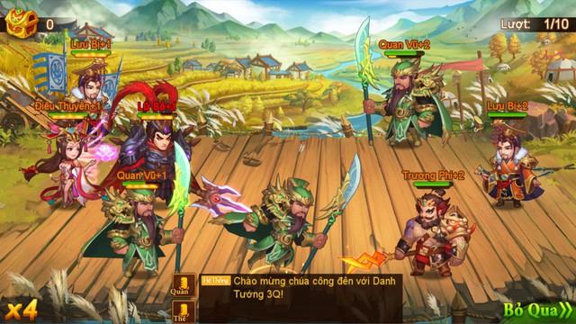Danh Tướng 3Q – VNG: Game Tam Quốc không thể bỏ qua 2019 với dàn tính năng không-đụng-hàng - Ảnh 6.