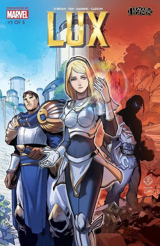 Tin cực vui cho tín đồ LMHT: Siêu phẩm truyện tranh của Marvel và Riot sẽ đến tay game thủ ngay đầu tháng 5 này - Ảnh 2.