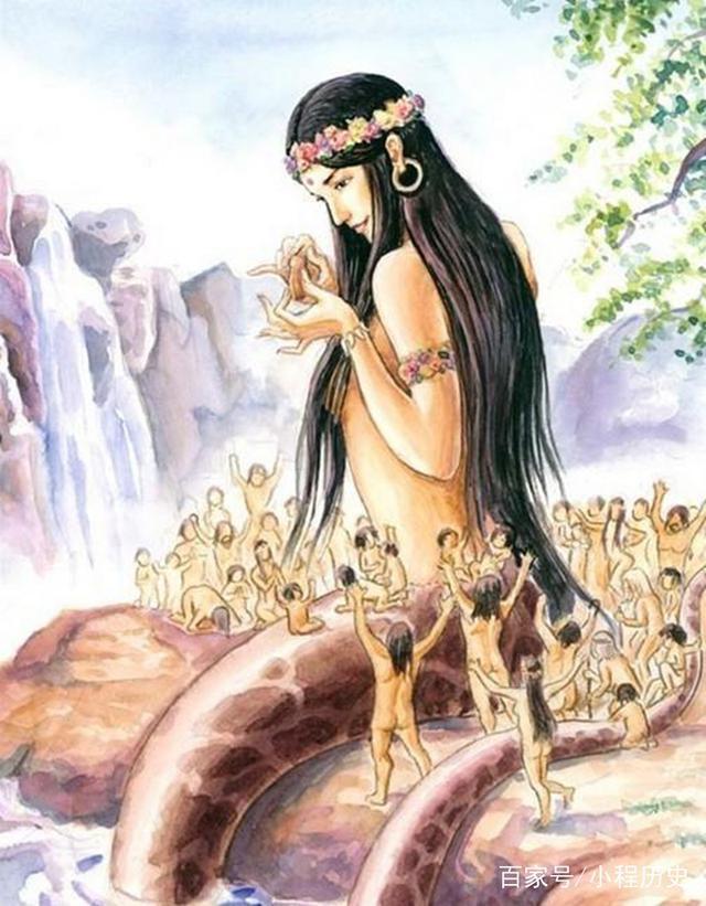 Sự thật về Nữ Oa: Chỉ vì cơn giận dữ mà khuấy động cuộc chiến Phong Thần, chấn động khắp Tam Giới - Ảnh 1.