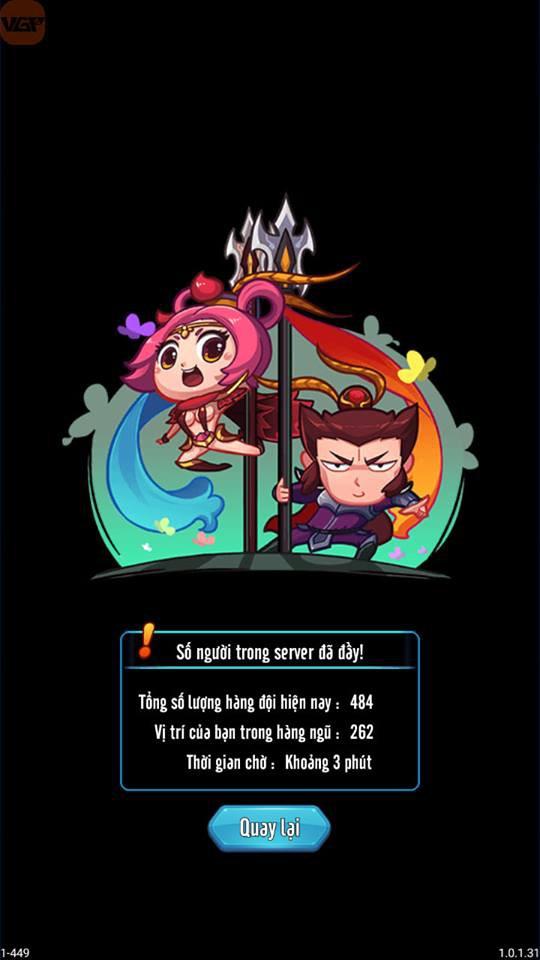 Trải nghiệm Tam Giới Anh Hùng - Game chiến thuật giải trí siêu lầy lội - Ảnh 2.