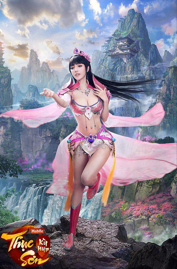 Elly Trần chính thức trở thành đại sứ game Thục Sơn Kỳ Hiệp Mobile, xác lập kỷ lục Đại sứ hình ảnh 10 năm độc quyền - Ảnh 3.