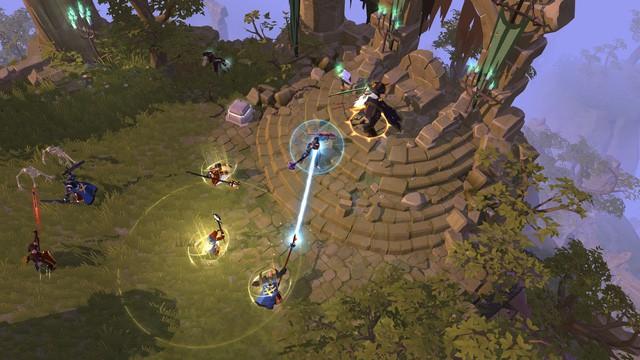 Game hành động đánh đấm đã mắt như Diablo - Albion Online chuẩn bị mở cửa miễn phí - Ảnh 3.