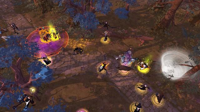 Game hành động đánh đấm đã mắt như Diablo - Albion Online chuẩn bị mở cửa miễn phí - Ảnh 2.