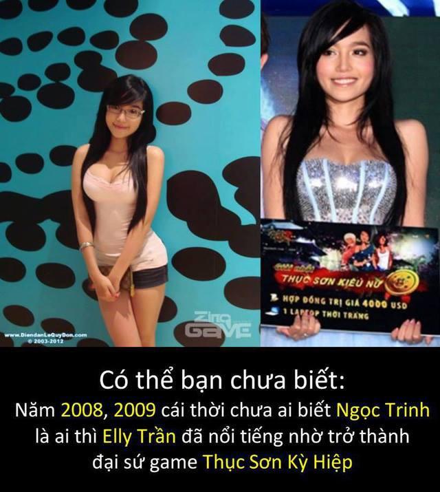 Elly Trần chính thức trở thành đại sứ game Thục Sơn Kỳ Hiệp Mobile, xác lập kỷ lục Đại sứ hình ảnh 10 năm độc quyền - Ảnh 1.