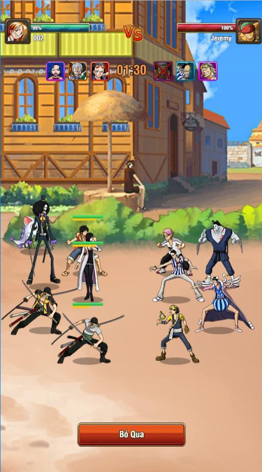Ngắm nghía Vua Hải Tặc H5, game One Piece đa nền tảng sắp cập bến Việt Nam - Ảnh 3.