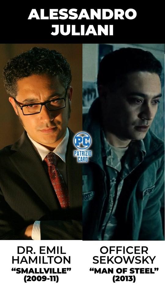 Có đến gần 40 diễn viên đã góp mặt trong vũ trụ siêu anh hùng DC tới hơn 2 lần ở các vai diễn khác nhau - Ảnh 18.