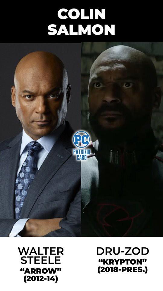 Có đến gần 40 diễn viên đã góp mặt trong vũ trụ siêu anh hùng DC tới hơn 2 lần ở các vai diễn khác nhau - Ảnh 11.