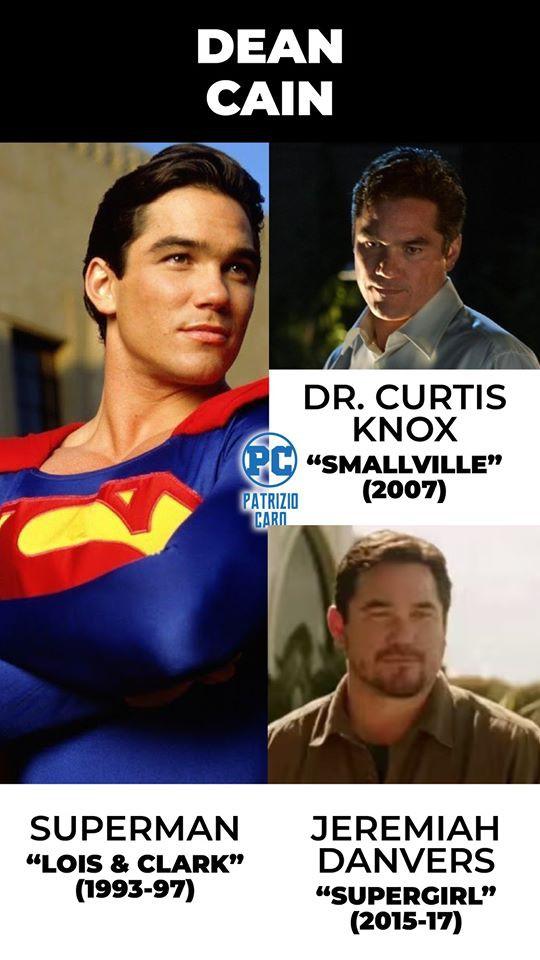 Có đến gần 40 diễn viên đã góp mặt trong vũ trụ siêu anh hùng DC tới hơn 2 lần ở các vai diễn khác nhau - Ảnh 14.