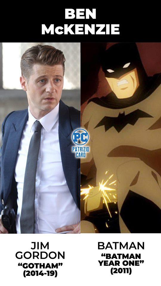 Có đến gần 40 diễn viên đã góp mặt trong vũ trụ siêu anh hùng DC tới hơn 2 lần ở các vai diễn khác nhau - Ảnh 22.