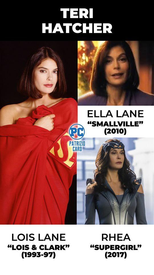 Có đến gần 40 diễn viên đã góp mặt trong vũ trụ siêu anh hùng DC tới hơn 2 lần ở các vai diễn khác nhau - Ảnh 15.