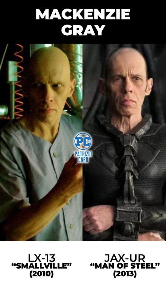 Có đến gần 40 diễn viên đã góp mặt trong vũ trụ siêu anh hùng DC tới hơn 2 lần ở các vai diễn khác nhau - Ảnh 35.