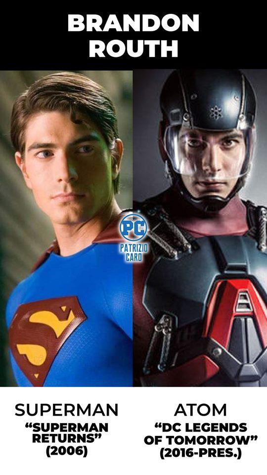 Có đến gần 40 diễn viên đã góp mặt trong vũ trụ siêu anh hùng DC tới hơn 2 lần ở các vai diễn khác nhau - Ảnh 10.