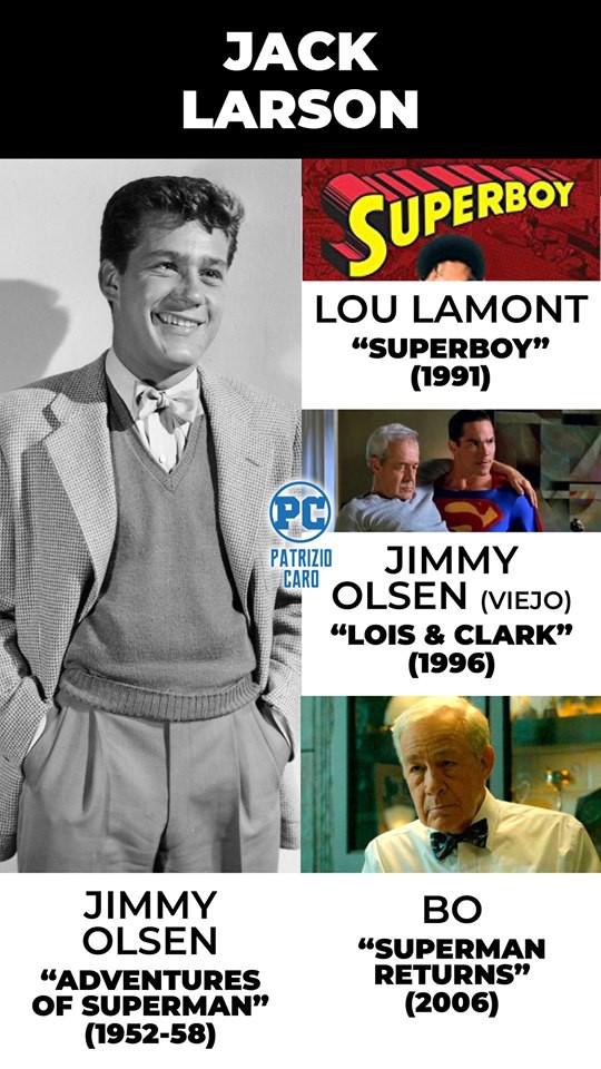 Có đến gần 40 diễn viên đã góp mặt trong vũ trụ siêu anh hùng DC tới hơn 2 lần ở các vai diễn khác nhau - Ảnh 21.