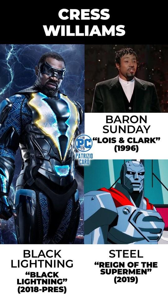 Có đến gần 40 diễn viên đã góp mặt trong vũ trụ siêu anh hùng DC tới hơn 2 lần ở các vai diễn khác nhau - Ảnh 33.