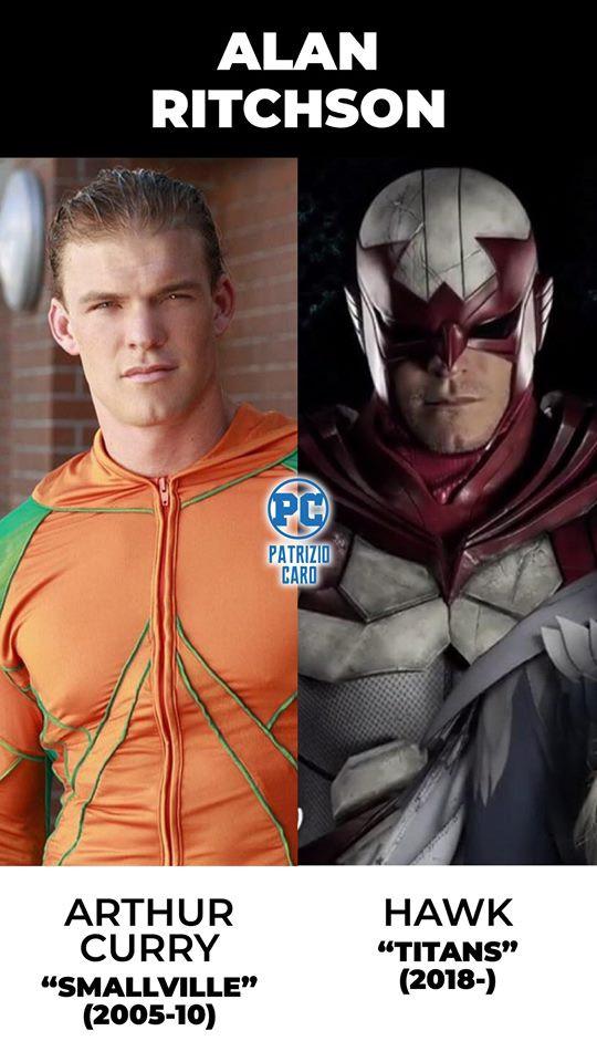 Có đến gần 40 diễn viên đã góp mặt trong vũ trụ siêu anh hùng DC tới hơn 2 lần ở các vai diễn khác nhau - Ảnh 26.