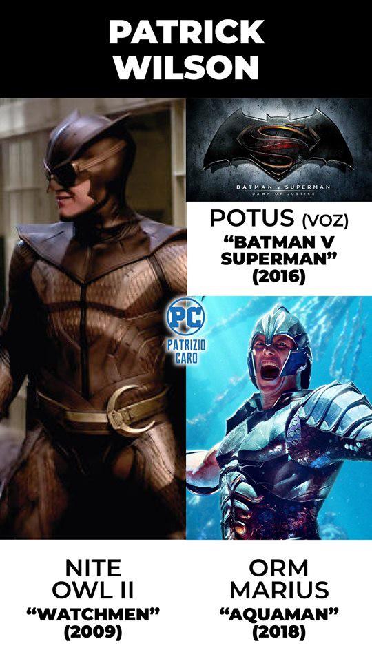 Có đến gần 40 diễn viên đã góp mặt trong vũ trụ siêu anh hùng DC tới hơn 2 lần ở các vai diễn khác nhau - Ảnh 30.