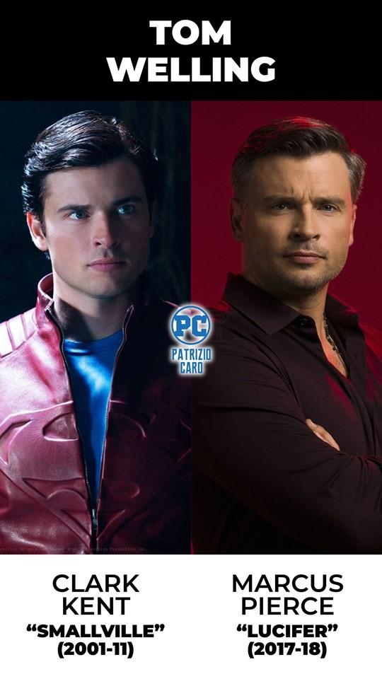 Có đến gần 40 diễn viên đã góp mặt trong vũ trụ siêu anh hùng DC tới hơn 2 lần ở các vai diễn khác nhau - Ảnh 23.