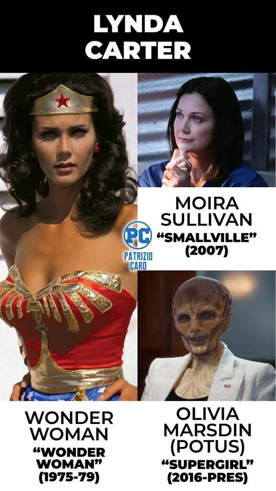 Có đến gần 40 diễn viên đã góp mặt trong vũ trụ siêu anh hùng DC tới hơn 2 lần ở các vai diễn khác nhau - Ảnh 16.