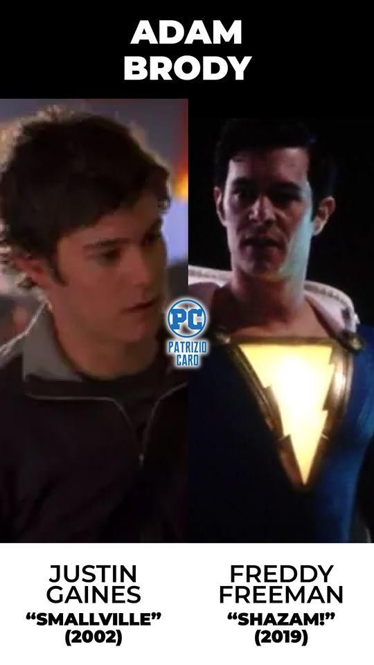 Có đến gần 40 diễn viên đã góp mặt trong vũ trụ siêu anh hùng DC tới hơn 2 lần ở các vai diễn khác nhau - Ảnh 6.