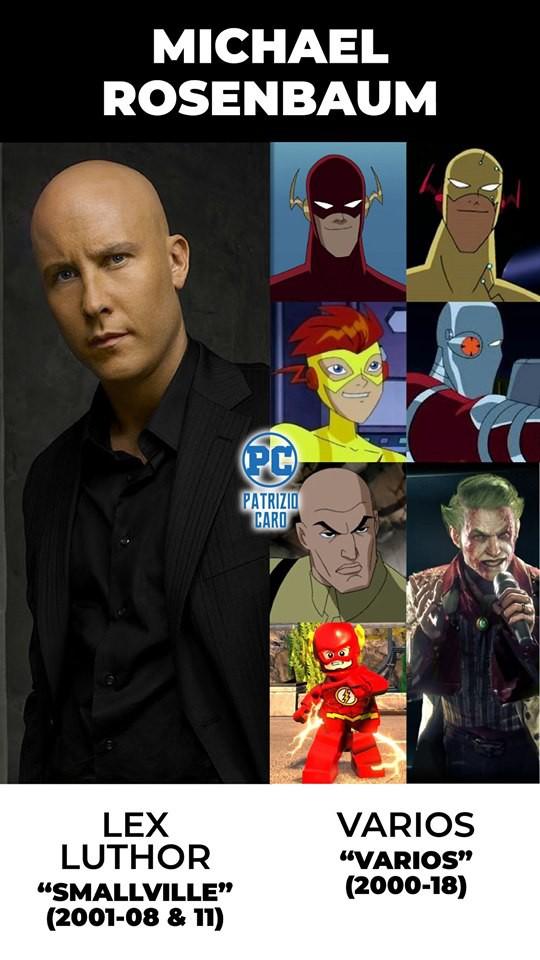 Có đến gần 40 diễn viên đã góp mặt trong vũ trụ siêu anh hùng DC tới hơn 2 lần ở các vai diễn khác nhau - Ảnh 24.