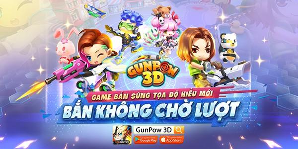 Cảm nhận của game thủ Việt về món ngon lạ miệng GunPow 3D - Ảnh 4.