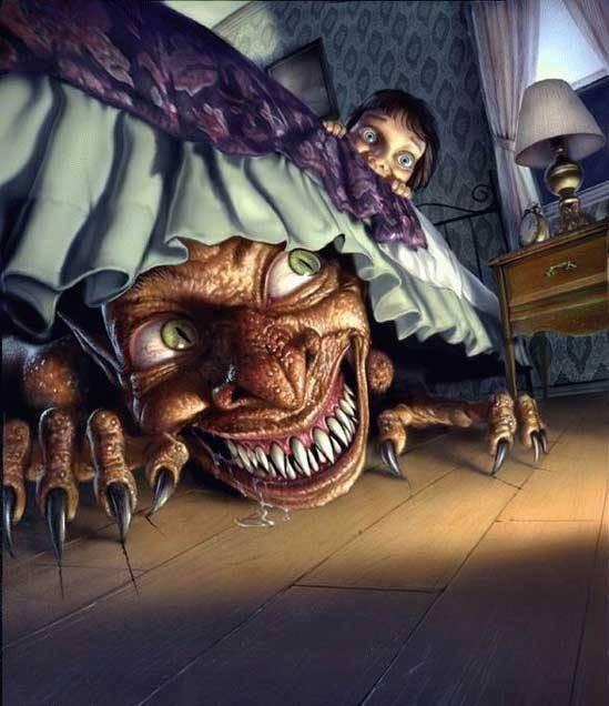 Bogeyman: Con ác quỷ ẩn thân trong vết cào trên cửa sổ - Ảnh 3.