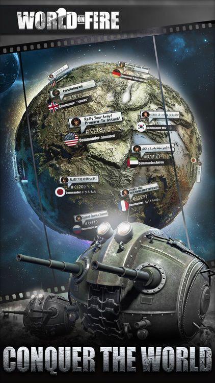 World on Fire - Tựa game online chiến thuật không nên bỏ lỡ - Ảnh 4.