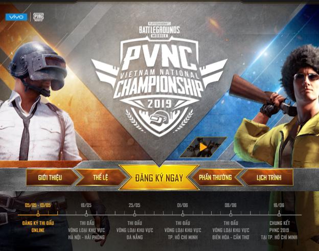 PVNC 2019 có gì hot mà các streamer Pox Pox, Ân ST cho đến Tùng Béo lũ lượt đăng ký tham gia? - Ảnh 1.