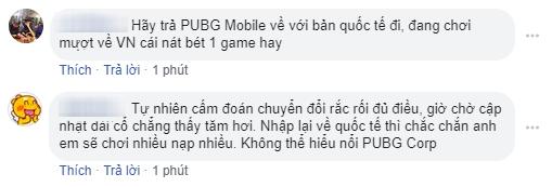 Quá nản, game thủ kêu gào đòi trả PUBG Mobile Việt Nam về với bản quốc tế - Ảnh 4.