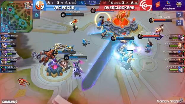 Mobile Legends: Hành trình đến ngôi Vô địch giải đấu 360mobi Chamiponship Series Mùa 2 của Tân Vương OverClockers - Ảnh 4.